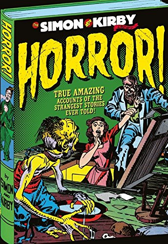 9781848569591: The Simon and Kirby Library: Horror! (Simon & Kirby Library)