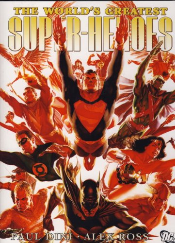 9781848569744: The World's Greatest Super-Heroes. Paul Dini