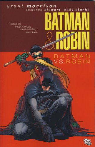 9781848569942: Batman and Robin: Batman vs Batman vs Robin (Batman & Robin (Paperback))