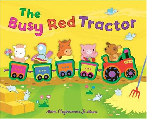 9781848570078: The Busy Red Tractor