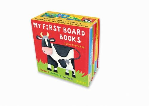 9781848571259: My First Board Books (Mini Libraries)