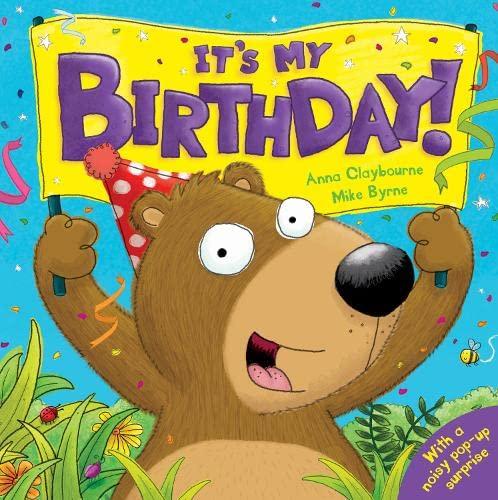 9781848571730: It's My Birthday!
