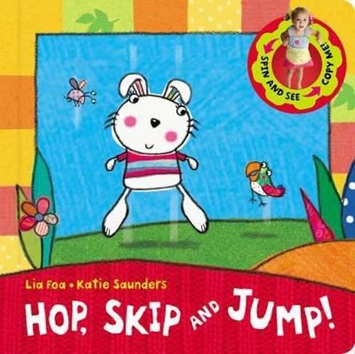 9781848571808: Hop, Skip and Jump!