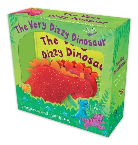 9781848572317: The Very Dizzy Dinosaur