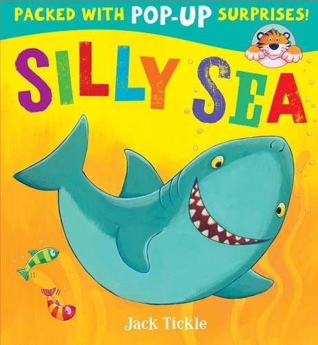 9781848572348: Silly Sea (Peek-a-Boo Pop-ups)