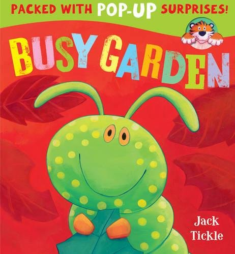 9781848572386: Busy Garden (Peek-a-Boo Pop-ups)