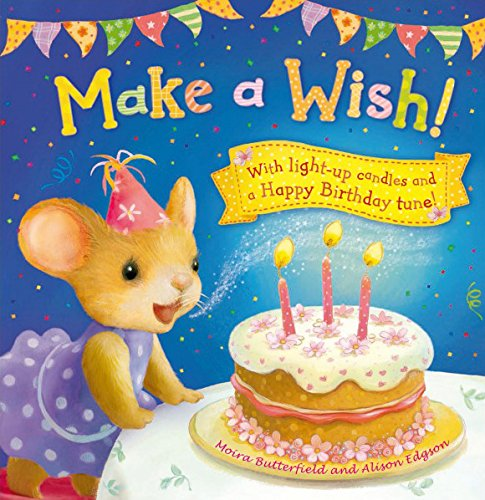Make A Wish Moira Butterfield