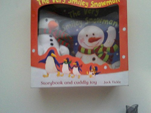 9781848573475: Very Smiley Snowman, The (storybook And Cuddly Toy)