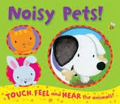 9781848573550: Noisy Pets: Touch, Feel, And Hear The Animals