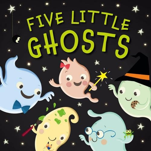 9781848574021: Five Little Ghosts