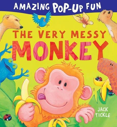 9781848574267: The Very Messy Monkey
