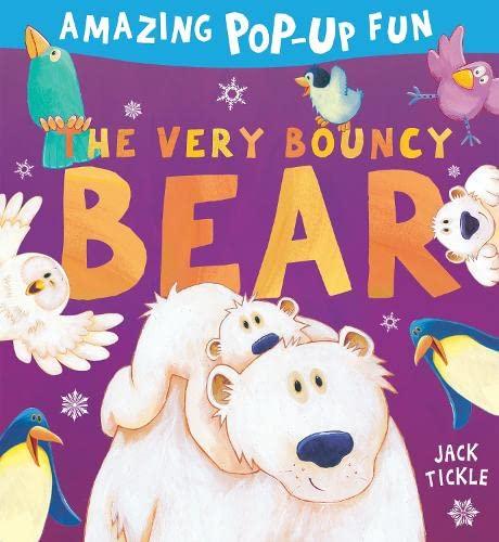 9781848574472: The Very Bouncy Bear