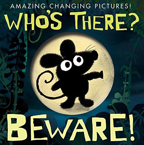 9781848574540: Who's There? Beware! (Dissolving Windows)