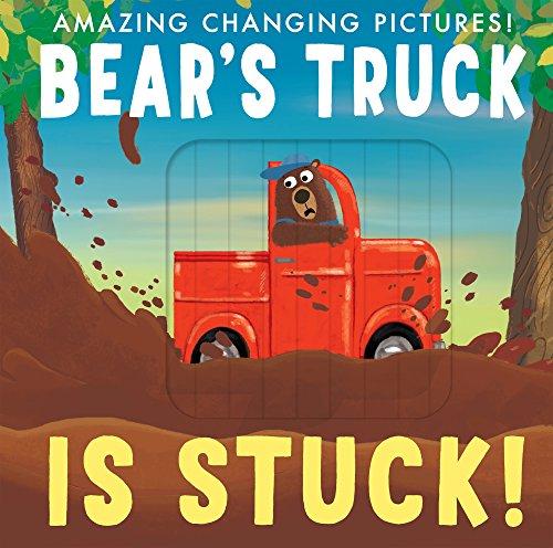 9781848574595: Bear's Truck Is Stuck! (Dissolving Windows)