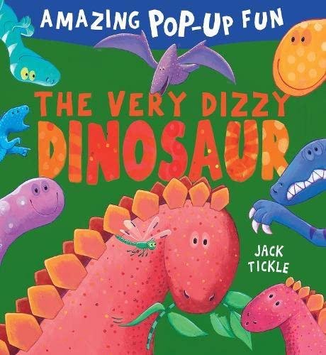 9781848574632: The Very Dizzy Dinosaur