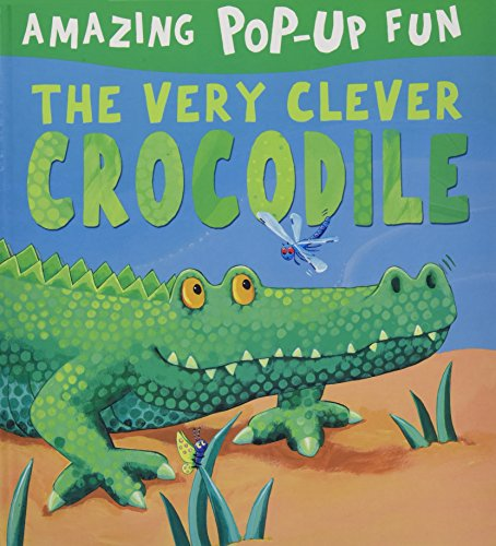 9781848576926: The Very Clever Crocodile