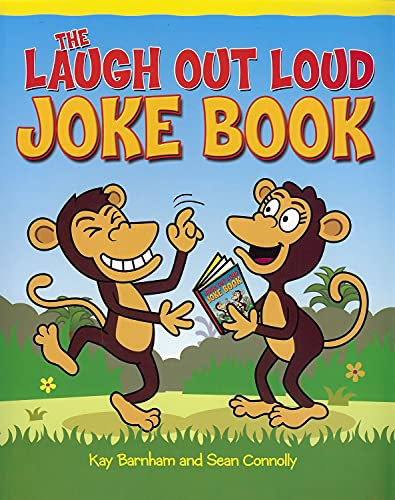 The Laugh Out Loud Joke Book: Sean Connolly