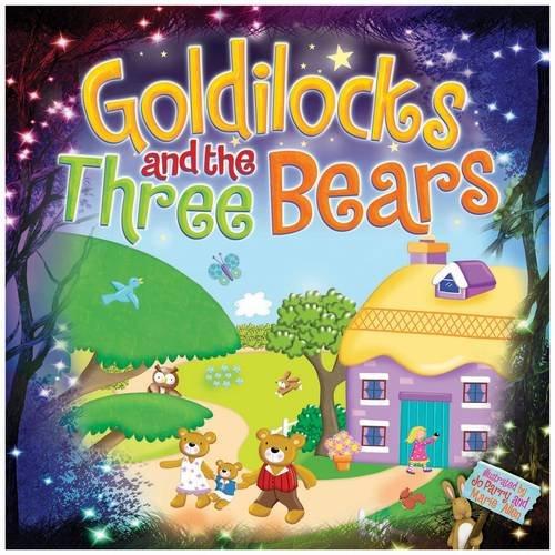 Goldilocks and the Three Bears (Childrens Bedtime Stories)