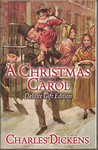 9781848581777: A Christmas Carol: Deluxe Silk-bound Gift Edition