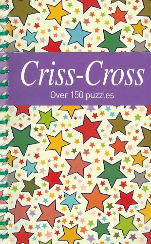 9781848584587: Criss Cross Star Spiral Puzzle Book