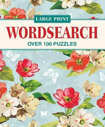 9781848584617: Elegant Wordsearch: Over 100 Puzzles (Large Print Elegant Puzzle)