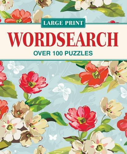 9781848584617: Wordsearch: Over 100 Puzzles (Large Print)