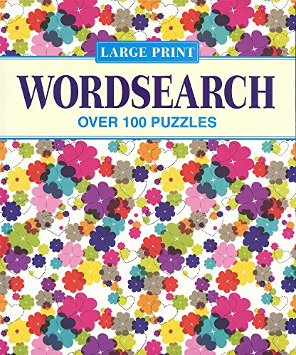 9781848584624: Elegant Large Print Wordsearch: Over 100 Puzzles (Large Print Puzzles)