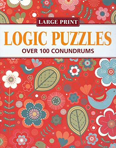 Elegant Logic Puzzles: Over 100 Conundrums (Large Print Puzzles)