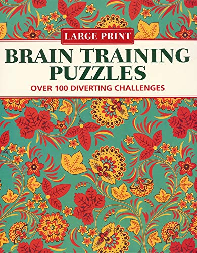 9781848584877: Brain Training Puzzles: Over 100 Diverting Challenges