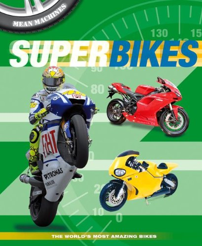 Superbikes (Hardback): Paul Harrison