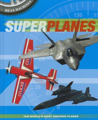 Superplanes (Hardback): Paul Harrison