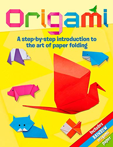 9781848586505: Origami: A Step-by-Step Introduction to the Art of Paper Folding
