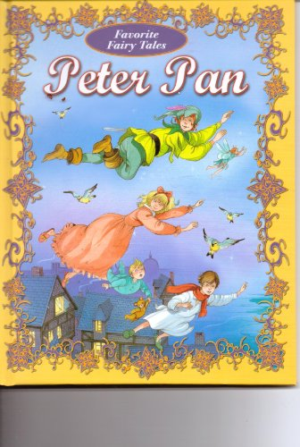 9781848586666: Peter Pan (Favorite Fairy Tales)