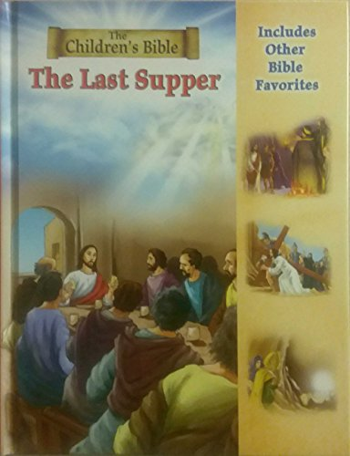 The Last Supper (The Children's Bible): n/a