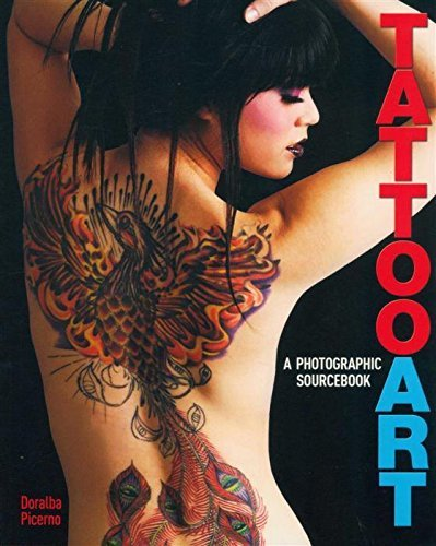 9781848589193: Tattoo Art a Photographic Art Book