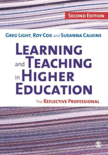 9781848600089: Learning and Teaching in Higher Education: The Reflective Professional