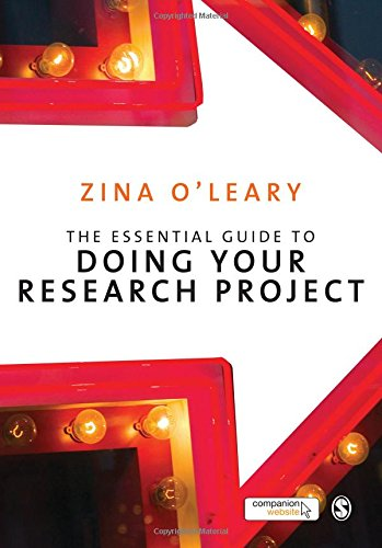 9781848600119: The Essential Guide to Doing Your Research Project