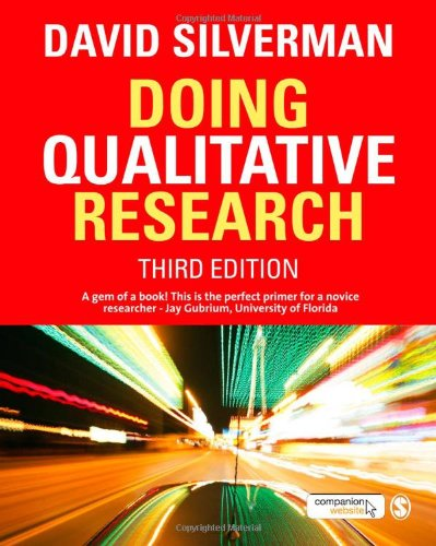 9781848600348: Doing Qualitative Research