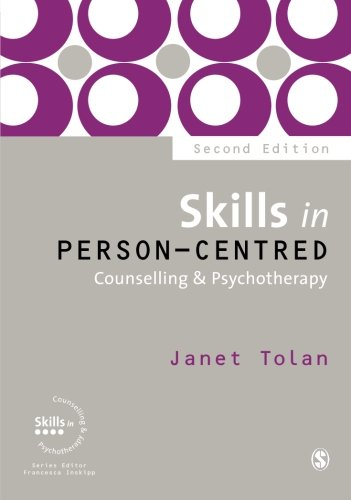 9781848600959: Skills in Person-Centred Counselling & Psychotherapy (Skills in Counselling & Psychotherapy Series)