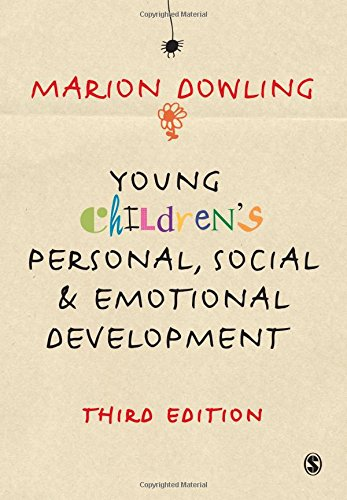 9781848601062: Young Children′s Personal, Social and Emotional Development