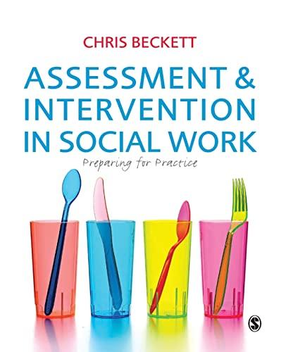 9781848601314: Assessment & Intervention in Social Work: Preparing for Practice