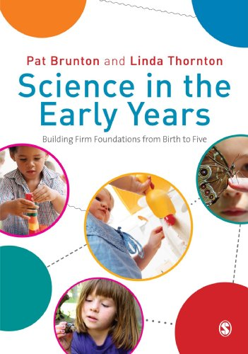 9781848601437: Science in the Early Years: Building Firm Foundations from Birth to Five