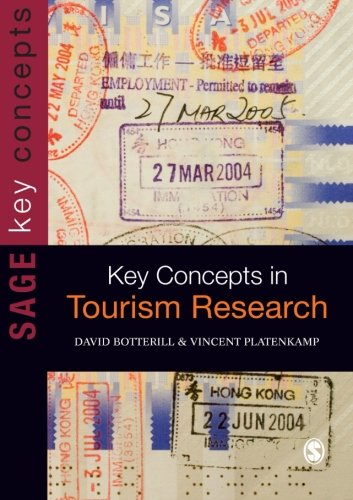 9781848601758: Key Concepts in Tourism Research (SAGE Key Concepts series)