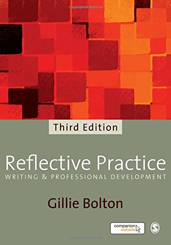 9781848602120: Reflective Practice: Writing and Professional Development