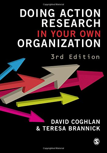 9781848602168: Doing Action Research in Your Own Organization