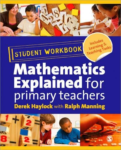 9781848604421: Student Workbook for ′Mathematics Explained for Primary Teachers′