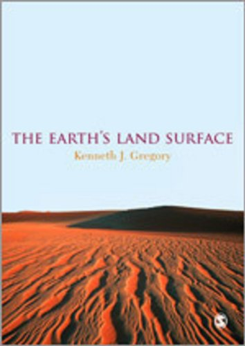 9781848606197: The Earth's Land Surface: Landforms and Processes in Geomorphology