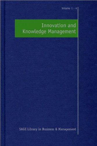 9781848606661: Innovation and Knowledge Management (SAGE Library in Business and Management)