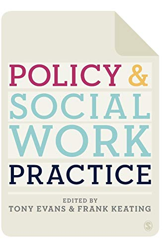 9781848606975: Policy and Social Work Practice