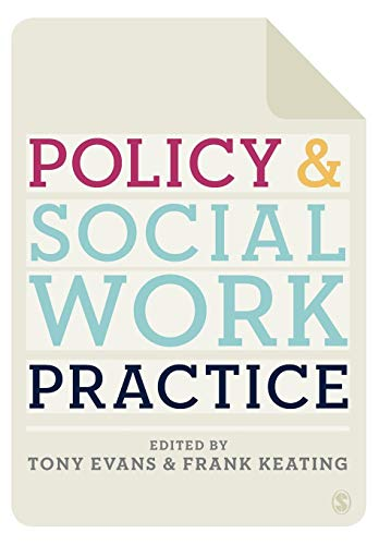 9781848606982: Policy and Social Work Practice